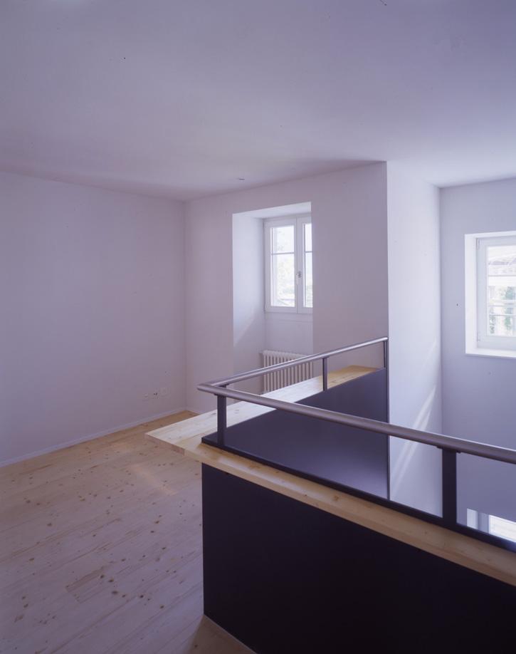 wehrli thomas architekten. Black Bedroom Furniture Sets. Home Design Ideas